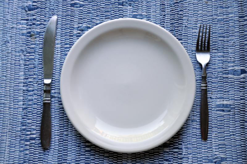 empty plate 1600x1200